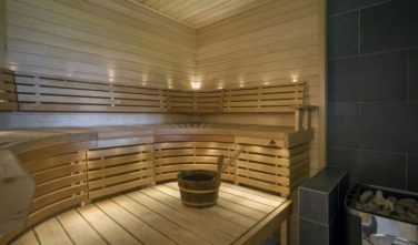 Finské sruby KONTIO - finská sauna