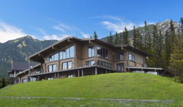 Luxusní srubový dům KONTIO - Mountain ski house - exteriér