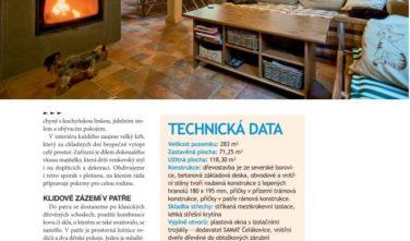 Rekreační sruby KONTIO v magazínu Dům a bydlení