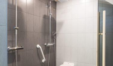 Sruby KONTIO koupelna u sauny