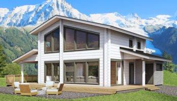 Srubový dům Chamonix C