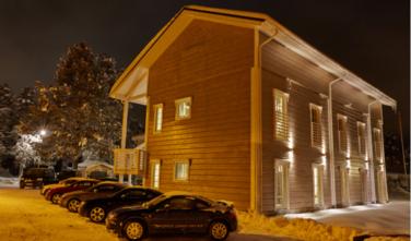 Lappland Lodge, Švédsko