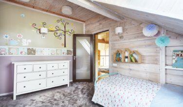 River House 2 dětský pokoj