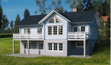 Srubový dům Pienar B