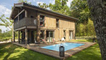 Dřevostavby Kontio rodinný dům Aquitaine