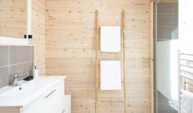 Dřevostavby Kontio Aquitaine ložnice