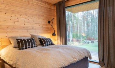 Dřevěný dům KONTIO-Oulunsalo