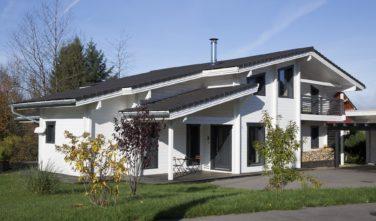 Dřevostavby Kontio rodinný dům Epinal