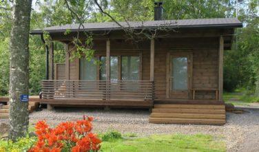 Dřevostavby Kontio rekreační chata Nalle