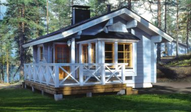 Dřevostavby Kontio srubová chata Kapyla