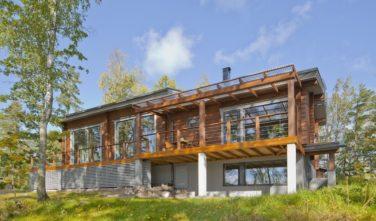 Dřevostavby Kontio chata Bella