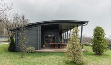 Dřevostavby Kontio bungalovy Hogsara
